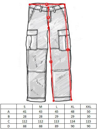 Как сшить мужские брюки с выкройками