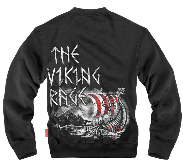 Sweatshirt Dobermans Viking Drakkar BC113