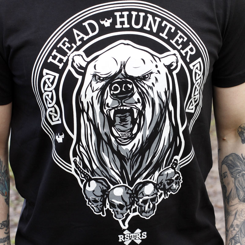 T-Shirt Head Hunter