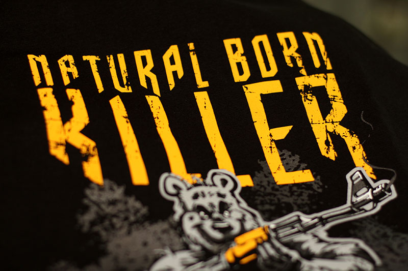 T-Shirt Natural Born Killer