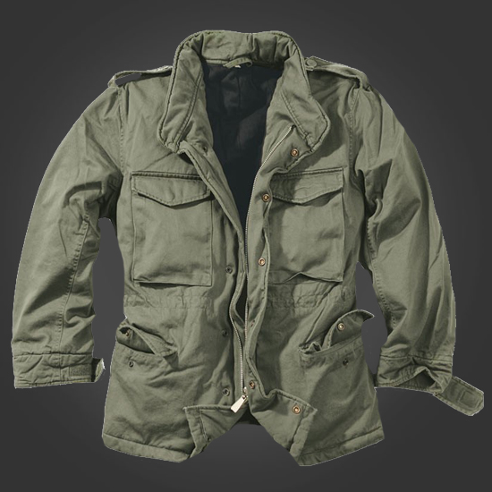Купить Куртку Утепленную М 65