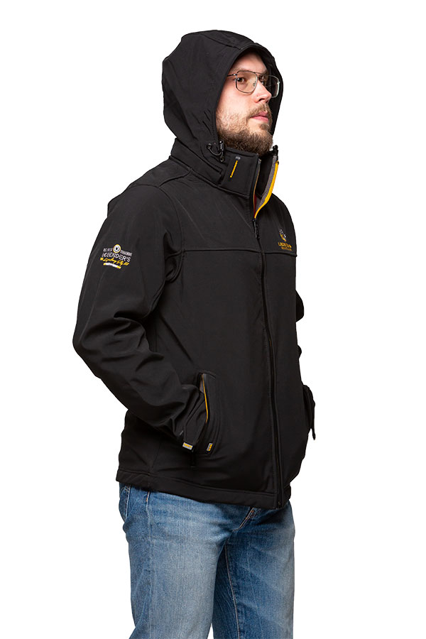 Ветровка Army softshell