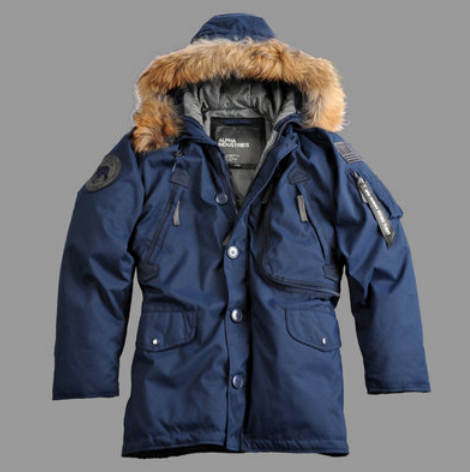 Jacket Polar Down RF